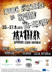 youth exchange poster